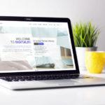طراحی سایت ارز دیجیتال